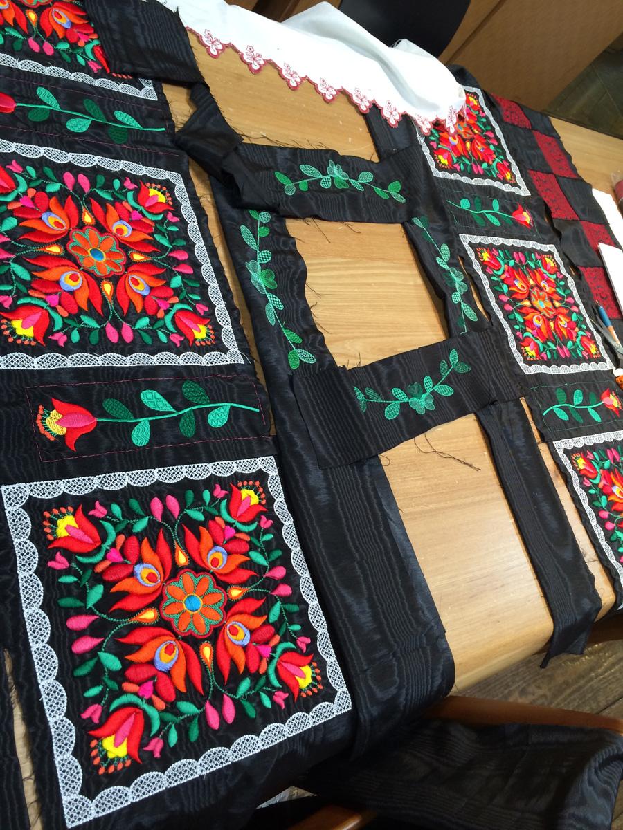 ハンガリー紀行quilt1